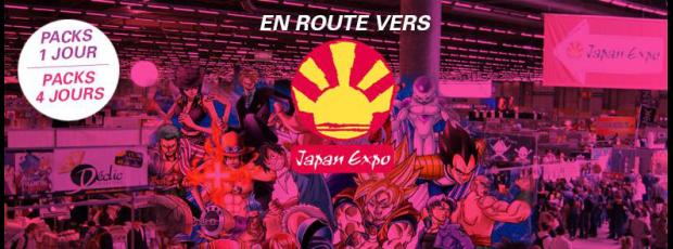 Japan expo du 6 au 9 juillet 2017 au parc des expositions de paris nord villepinte - Japan expo paris 2017 ...