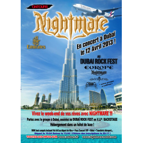 Nightmare à Dubaï