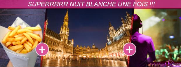 Nouvel an à Bruxelles