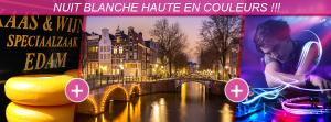 Nouvel an à Amsterdam