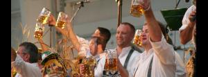 Fête de la bière à Stuttgart