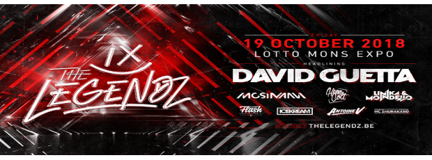 The Legendz feat David Guetta