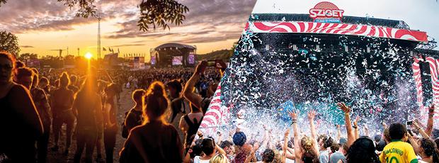 Sélection : Festivals
