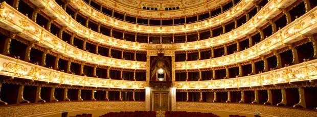 Opéra du Nouvel An à Parme