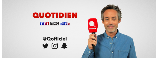 Emission TV Quotidien