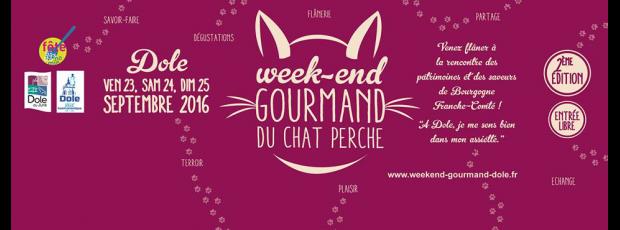 Weekend Gourmand du Chat Perché